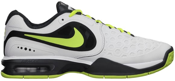 Nike Air Max Courtballistec 4.3 - White Volt-Anthracite
