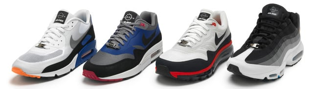 Nike Air Max - Home Turf Series