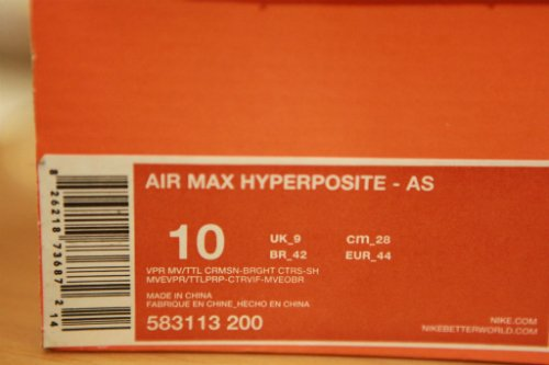 ee4db0a58c1 Nike Air Max Hyperposite AS  Area 72