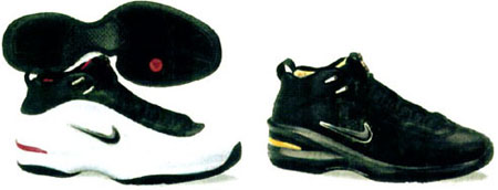 Nike Air Pippen III 3 1999 History