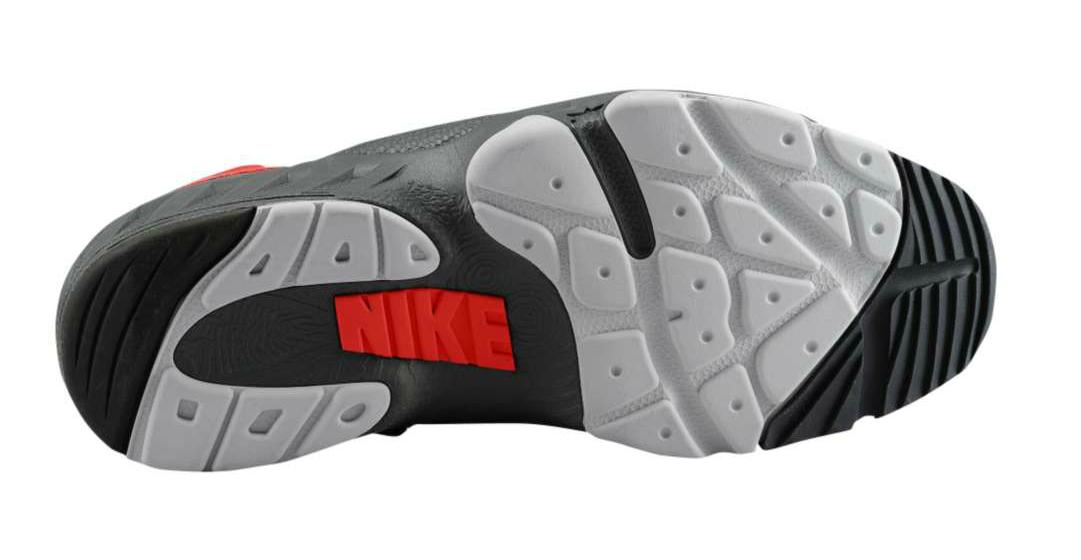 Nike Air Trainer Huarache 94 Black/Hyper Red-Anthracite-Neutral Grey