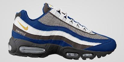 Nike Air Max 95 iD: Customize More   SneakerFiles