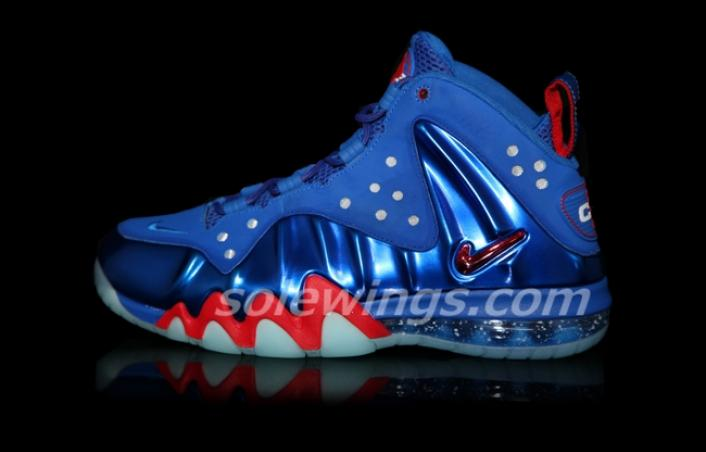 nice shoes 5ad4d f3eff Nike Barkley Posite Max 76ers