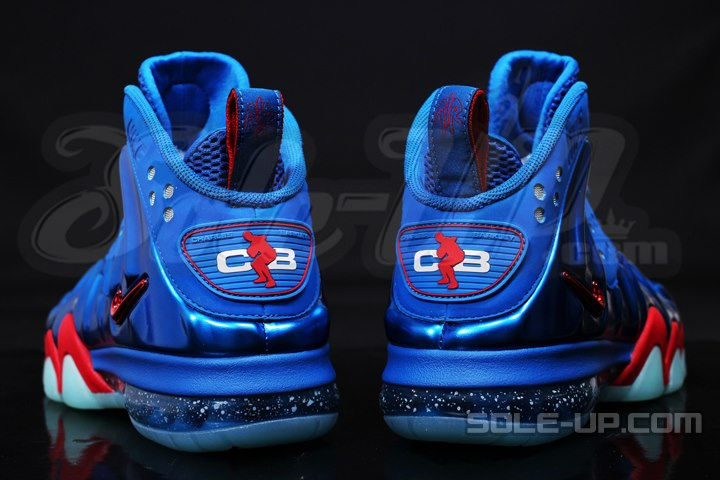 Nike Barkley Posite Max 76ers Release Date + Info