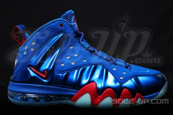 check out 2d3a4 eaa88 Nike Barkley Posite Max 76ers Release Date + Info