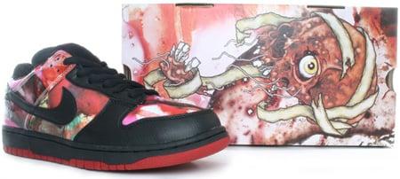 Nike Dunk SB Low Pushead   SneakerFiles