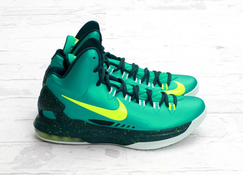 Nike KD V (5) Hulk