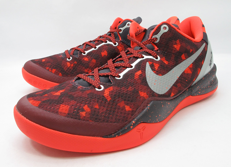 quite nice 45b88 1d216 nike-kobe-viii-8-system-red-camo-release-