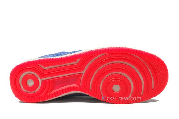 Nike Lunar Force 1 Fuse High - Game Royal Siren Red
