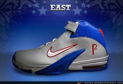 new style 7f67a 87dfe Nike Air Max P2 IV 4 2008 All Star East Paul Pierce 85%OFF