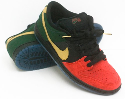 Nike SB Dunk Low - BHM (Black History Month)