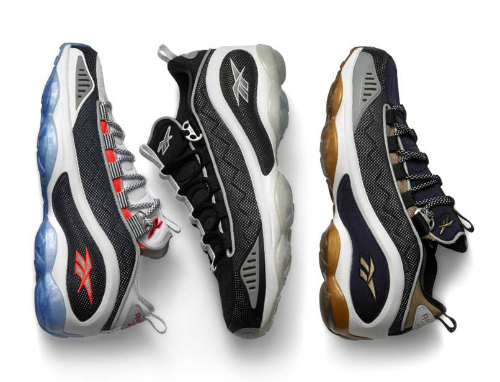 Reebok DMX Run 10 2013 Retro Official Images