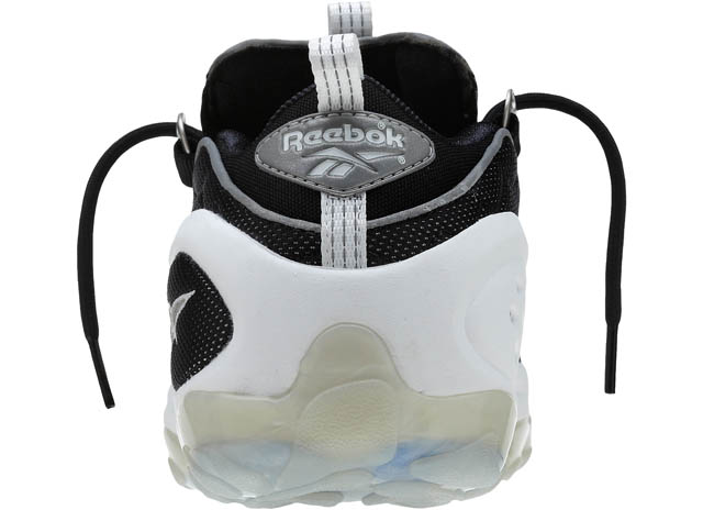 Reebok DMX Run 10 Black/Silver-White