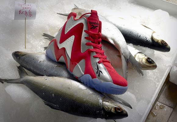 Reebok Kamikaze II (2) Fish Market