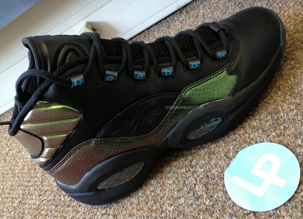 Reebok Question Iridescent Snake 2013 New Images