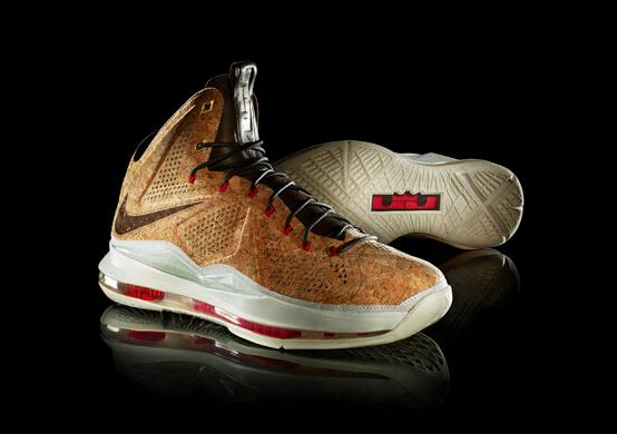 Release Reminder: Nike LeBron X (10) Cork