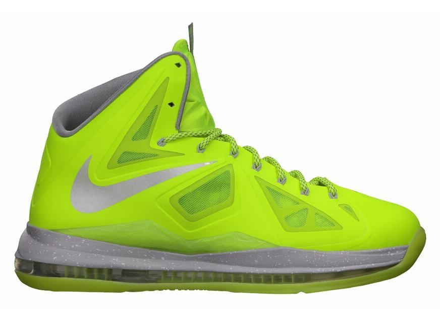 Release Reminder: Nike LeBron X (10) Volt