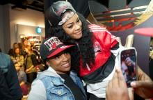 Teyana Taylor x adidas Originals Harlem 'GLC' Launch Recap