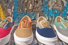 Vans California 'Brushed Twill' Spring 2013 Collection