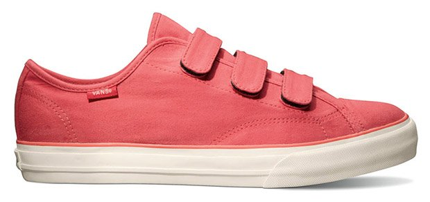 6a7e2fb6c5 Vans California  Brushed Twill  Spring 2013 Collection