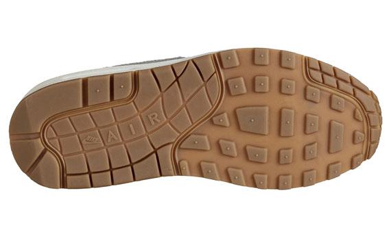 Womens Nike Air Max 1 PRM - Metallic