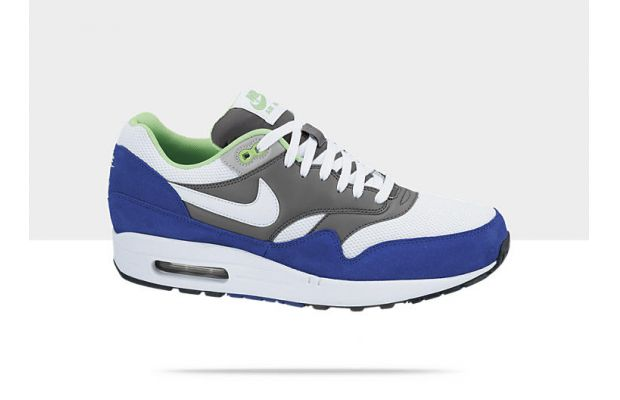 Nike Air Max 1 White Dark Grey Hyper Blue Now Available
