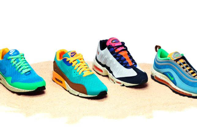 Nike Air Max Beaches of Rio Pack