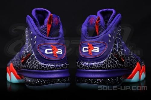 Nike Barkley Posite Max Phoenix Suns (YOTS) Sneak Peek