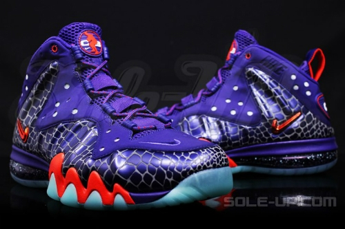 official photos 799d4 303f3 Nike Barkley Posite Max Phoenix Suns (YOTS) Sneak Peek