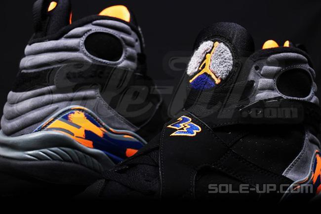 Phoenix Suns Air Jordan VIII 8 2