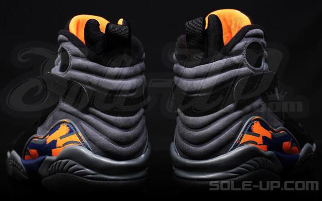 Phoenix Suns Air Jordan VIII 8 3
