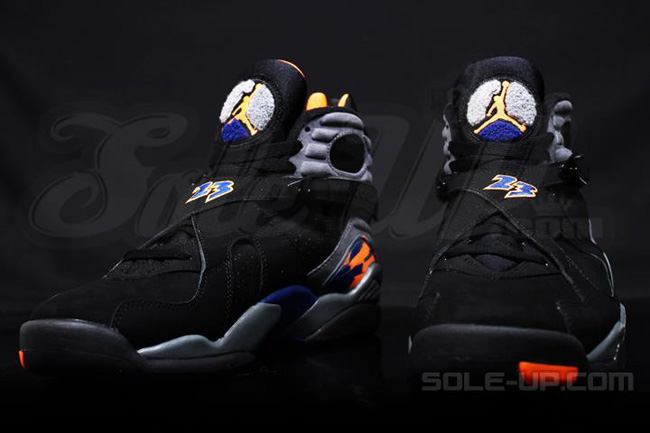 Phoenix Suns Air Jordan VIII 8 4