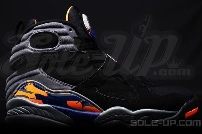 Phoenix Suns Air Jordan VIII 8