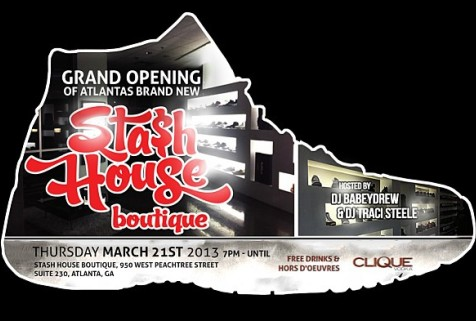 Stash House Boutique Coming to Atlanta