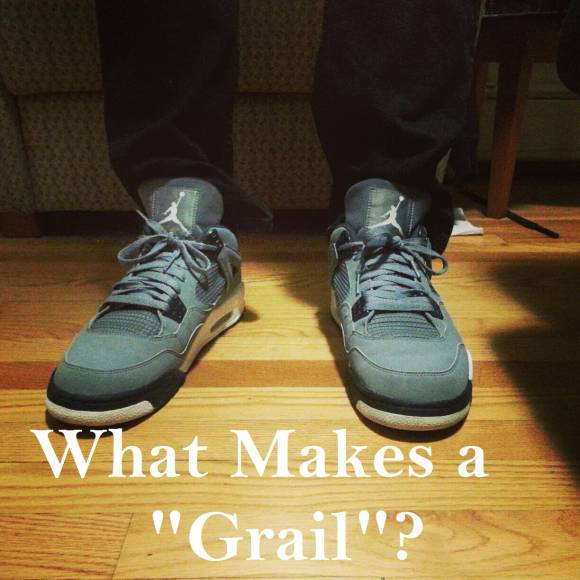 What makes a Grail