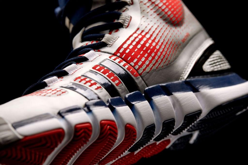 adidas   John Wall Unveil adidas Crazyquick Basketball Shoe ... 53ee7a16f2