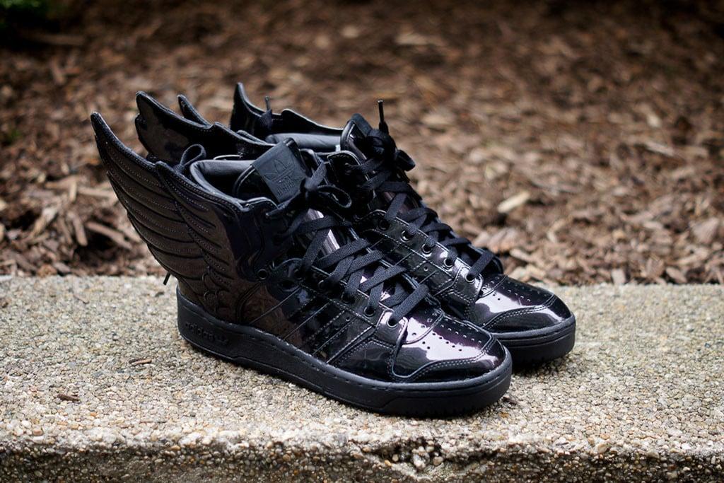 all black jeremy scott adidas