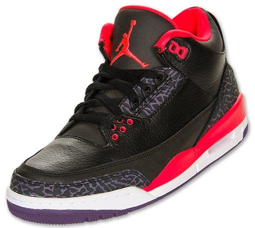 d26797b28c4 Air Jordan III (3)  Bright Crimson  Restock at Finish Line ...