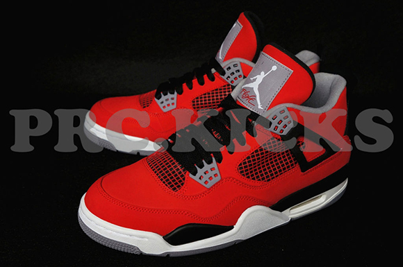Air Jordan 4 (IV) Suede Fire Red 2013 Retro  d3bb0d2da2