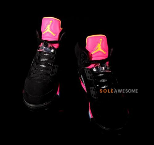 air-jordan-v-5-gs-black-bright-citrus-fusion-pink-new-images-2