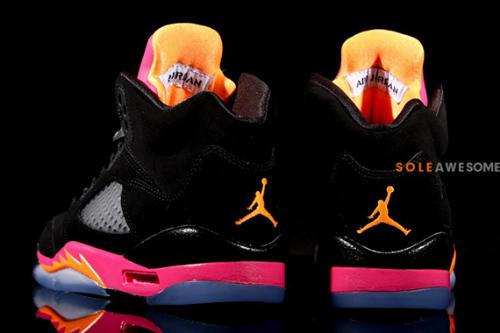 air-jordan-v-5-gs-black-bright-citrus-fusion-pink-new-images-3
