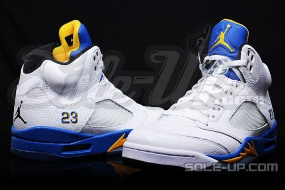 best authentic 42893 a5a3d air-jordan-v-5-laney-first-look-2