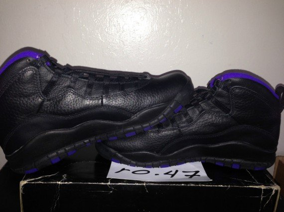 Air Jordan X City Pack Available on eBay