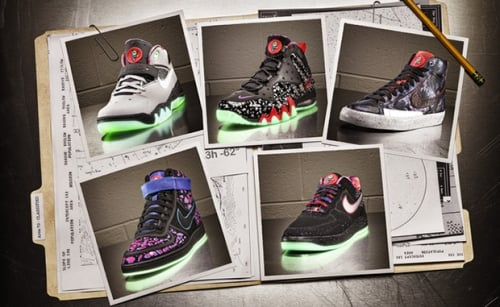 Nike Area 72 Pack on Ebay for $2,700