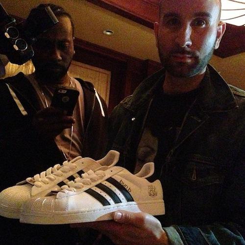 Archive Adidas Superstar II TL Sneakerhead 014532