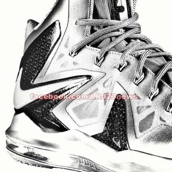 Carbon Fiber Nike LeBron X