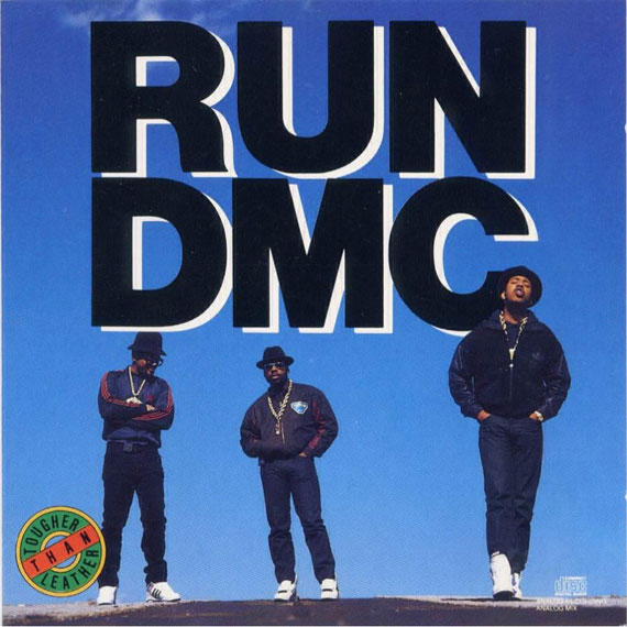 Classic Sneakers and Rap in the 80s