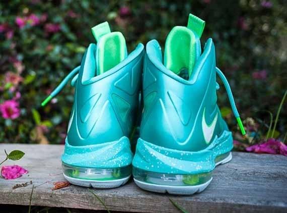 Easter Nike LeBron X GS