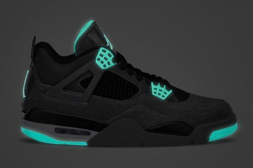 Green Glow Air Jordan IV 4 - New Release Info
