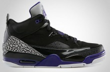 Jordan Son of Mars Low 'Black/Grape Ice-White'